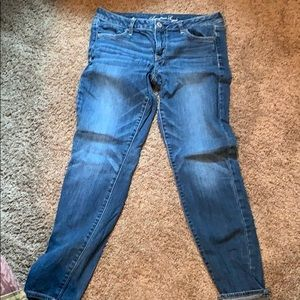 American Eagle Outfitters Jeans - American Eagle leggings size 10 stretch